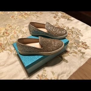 Blue by Betsey Johnson fashion shoes size 8